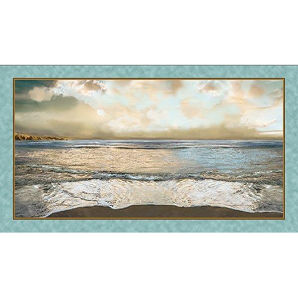 Artworks Nuance Aqua Beach