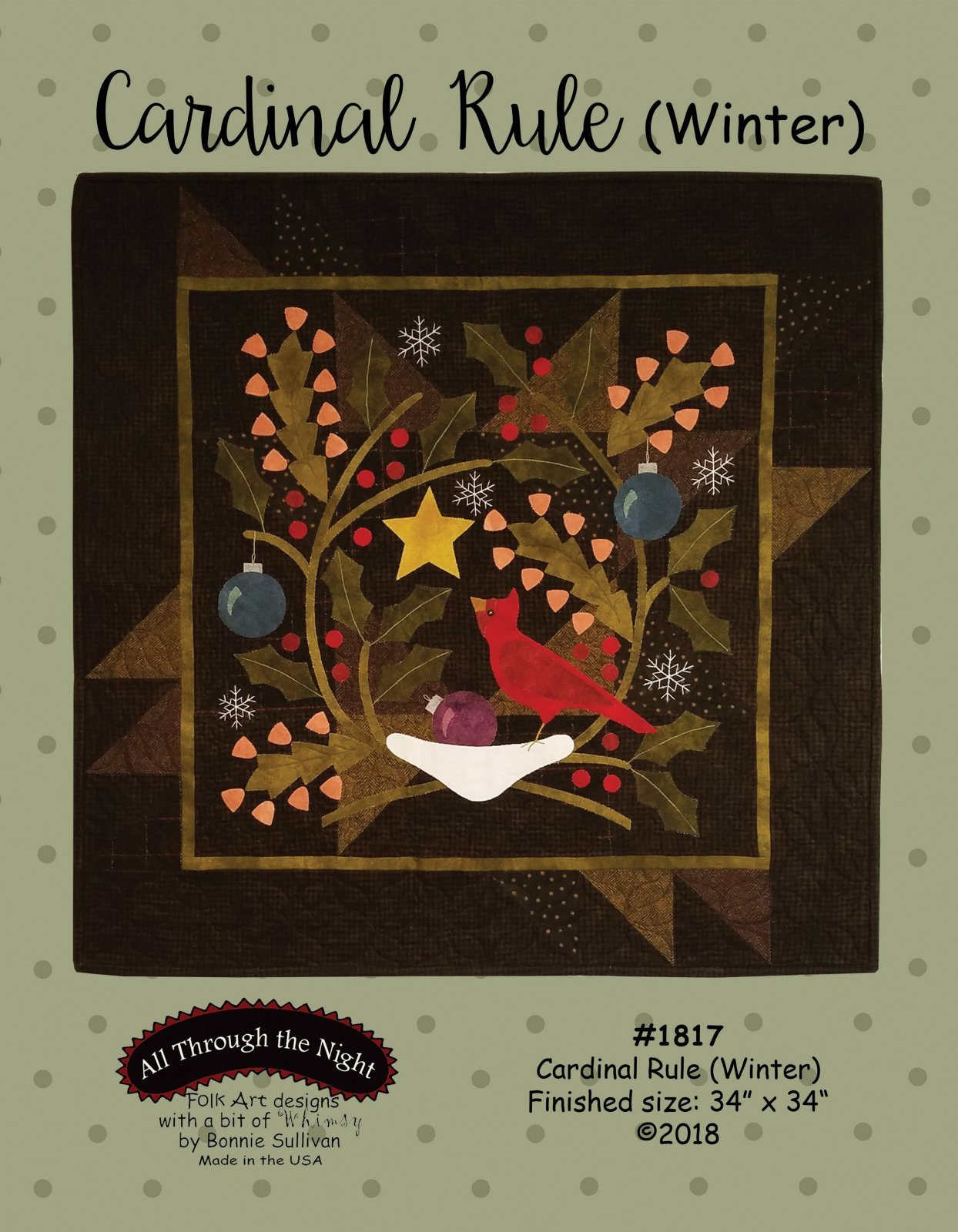 Cardinal Rule (Winter) Kit