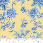 Regency Ballycastle Chintz - Large Flower Sudbury Yellow