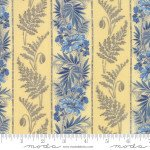 Regency Ballycastle Chintz - Stripe Sudbury Yellow