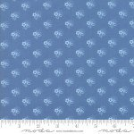 Regency Ballycastle Chintz - Small Flower English Blue