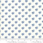 Regency Ballycastle Chintz -Small Flower Off White