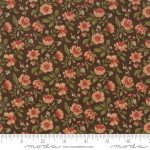 Rosewood - Chocolate Small Floral