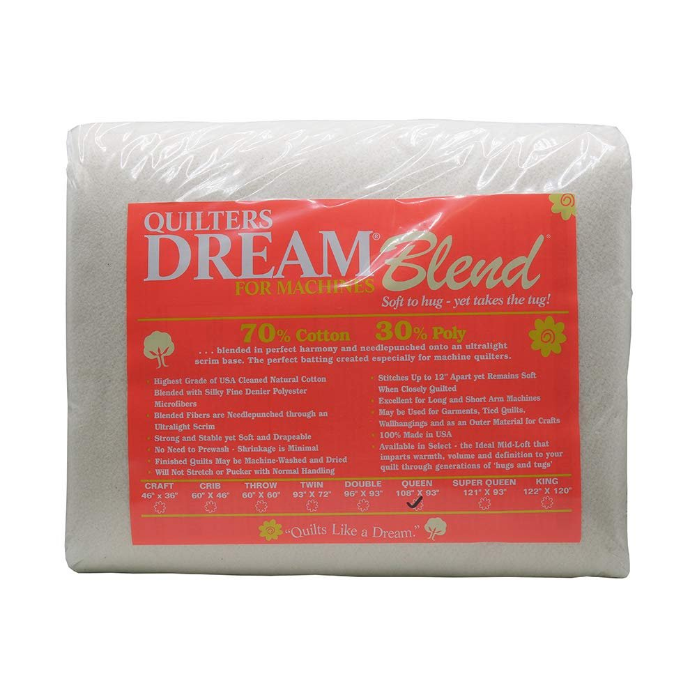 Dream Blend - King - 122 x 120