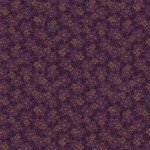 Folk Art Flannel 2 - Purple Small Floral