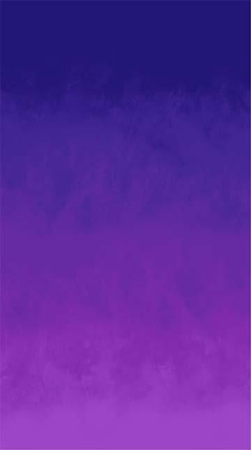 Rejoice - Purple/Blue Ombre