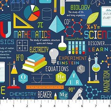 Big Bang - Chemistry on Blue