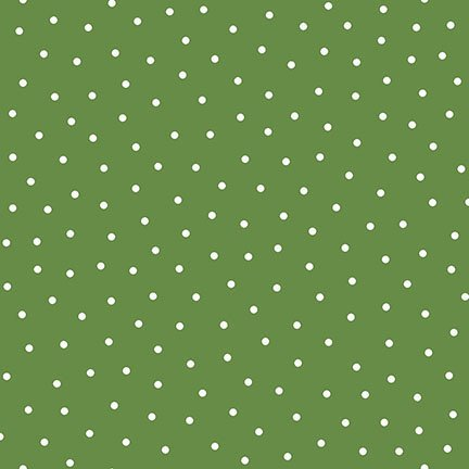 Patchwork Farms - Dots Green