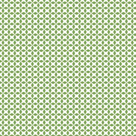 Patchwork Farms - Geo Grid Green
