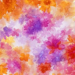 Soiree - Watercolor Floral