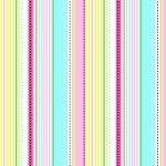 Flutterby - Multi Stripe