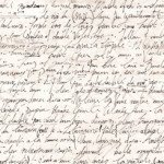 Sweet Caroline - Calligraphy Taupe