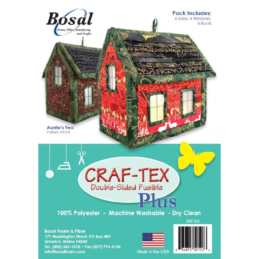Craf-Tex Fusible House Frames