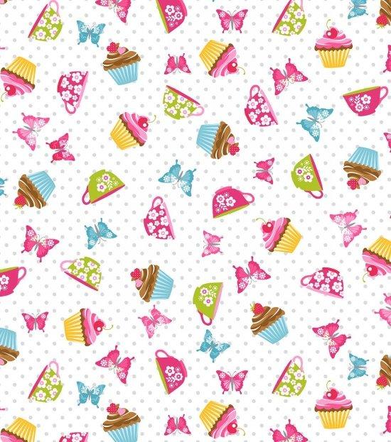Cupcake Cafe - Cupcakes & Teacups