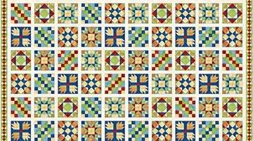 A Stitch in Time - Quilt Blocks