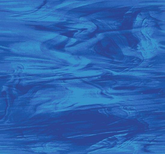 Mosaic Forest - Blue Glass