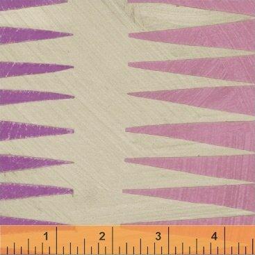 Dreamer - Pointy Stripes - Pinks