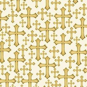Bible Study Divine Cross Ivory