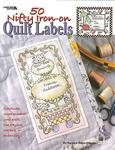 50 Nifty Iron-on Quilt Labels