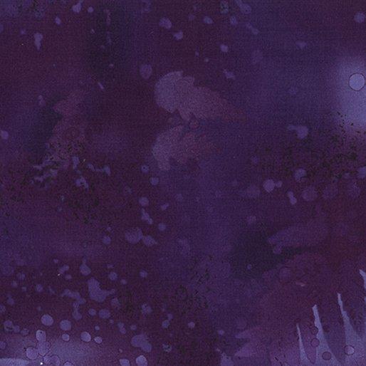 Fossil Fern - Deepest Purple