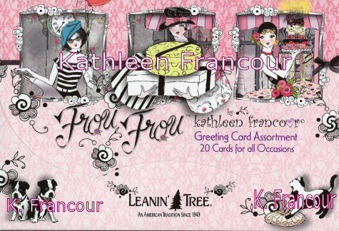 Frou Frou Card Assortment