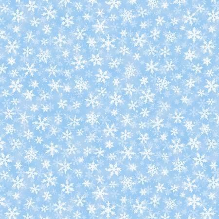 Bringing Home Christmas - Snowflakes