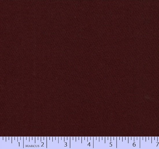 Wool Collection Claret Unfelted