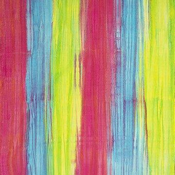 Color Me Banyan - Hot Pink Multi Strata