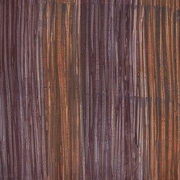 Color Me Banyan - Burgandy Brown Strata