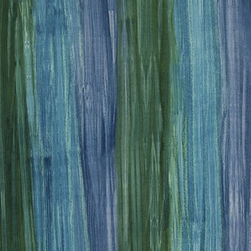 Color Me Banyan - Blue Green Strata