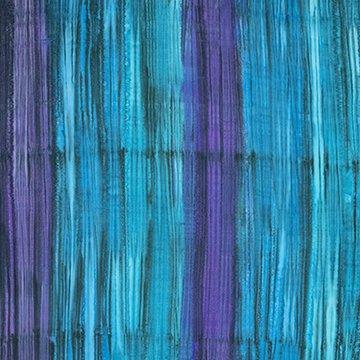 Color Me Banyan - Teal Mauve Strata