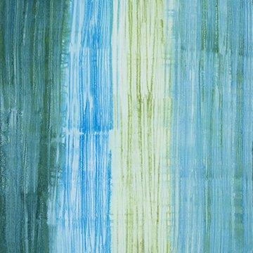 Color Me Banyan - Sea Green Strata