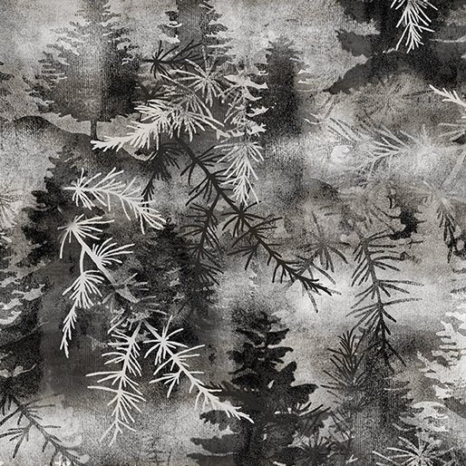 Into the Woods II - Pine Forest Gray