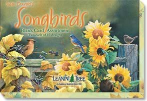 Songbirds Card Assortment