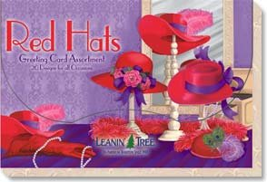 Red Hats Card Assortment
