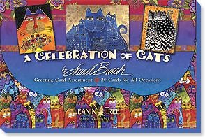 A Celebration of Cats Card Assortment