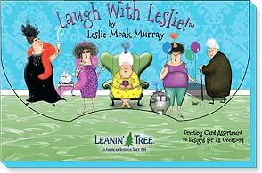 Laugh With Leslie Card Assortment