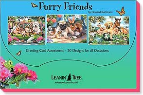 Furry Friends Card Assortment