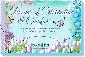 Poems of Celebration & Comfort Card Assortment
