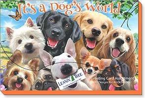 It's a Dog's World Card Assortment