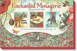 Enchanted Menagerie Card Assortment