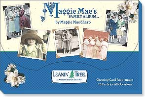 Maggie Mae's Family Album Card Assortment