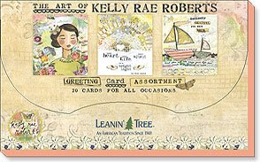 The Art of Kelly Rae Roberts Card Assortment