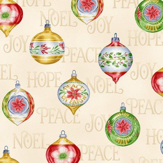 Christmas Elegance Bulbs
