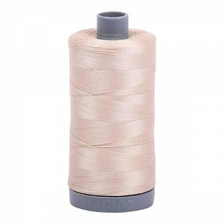 Aurifil 28/2 Cotton Solid 820yds - #2312 Ermine