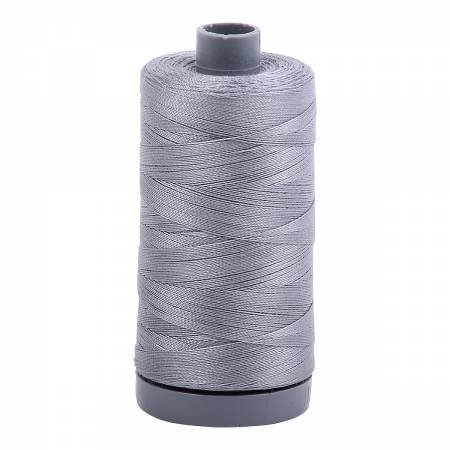 Aurifil 28/2 Cotton Solid 820yds - #2605 Grey