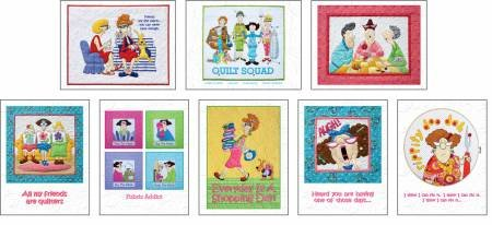 Quilt Note Cards
