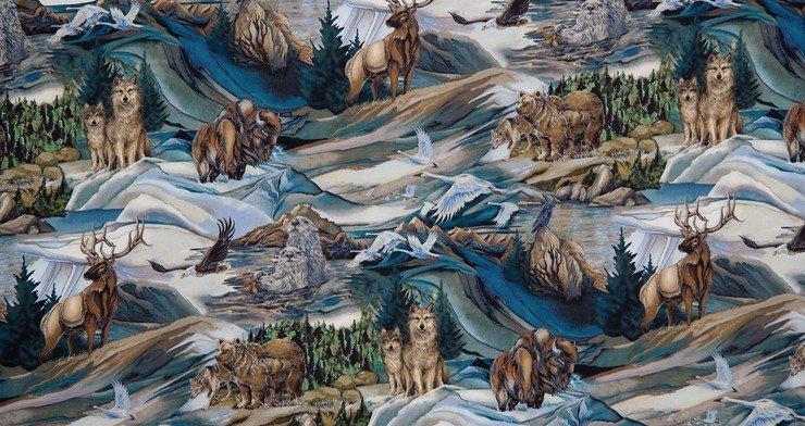 North American Wildlife 4 Earth