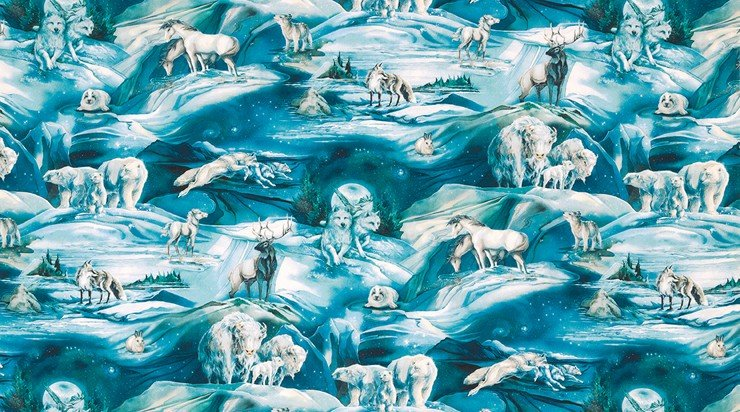 Winter's Magesty- Ice