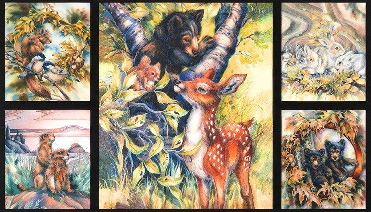 North American Wildlife Digital - 24 x wof